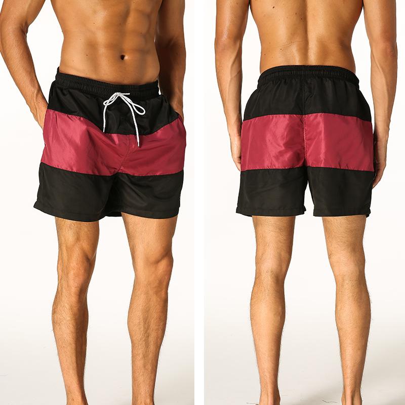 Escatch Quick Dry Men's Board Shorts Summer Surf Beach Shorts Sport Swimwear Men Boardshorts Man Gym Bermuda Swimsuit C19040801