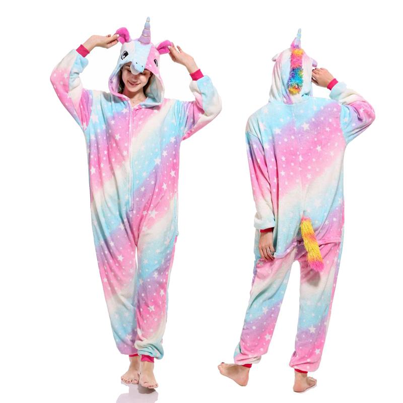 Korea Bear Brown Bunny Cony Pink//Blue Cute Soft Pajamas Home Clothes Full Set