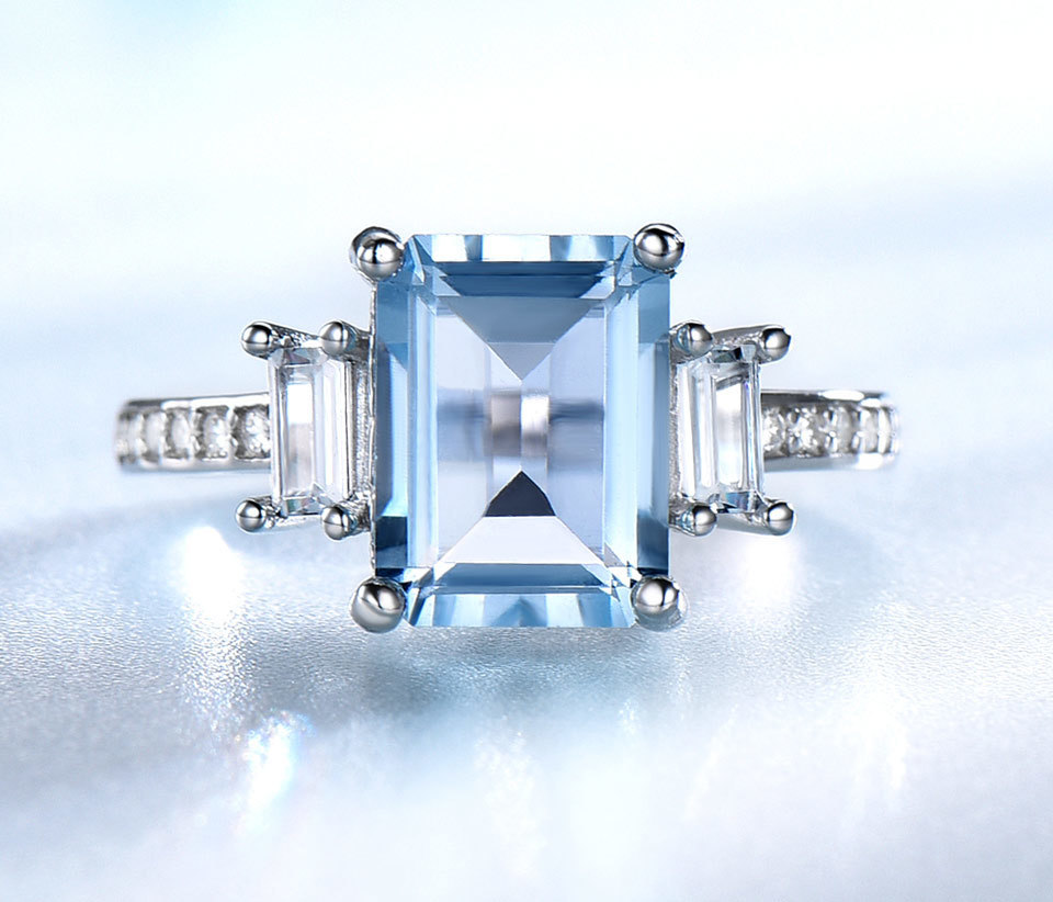 natural blue topaz ring for women brand fine jewelry (6)