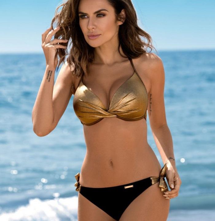 Hot Gold Bikinis Online Shopping | Buy Hot Gold Bikinis at DHgate.com