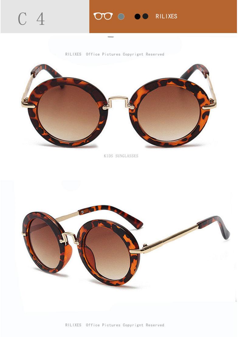 NEW Baby Girls Sunglasses Brand Designer UV400 Protection Lens Children Sun Glasses Cute Kids Sunglasses Cool Goggles (2)