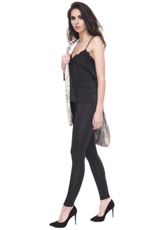 lgb00002 pure basic leggings Black FASHION (3)