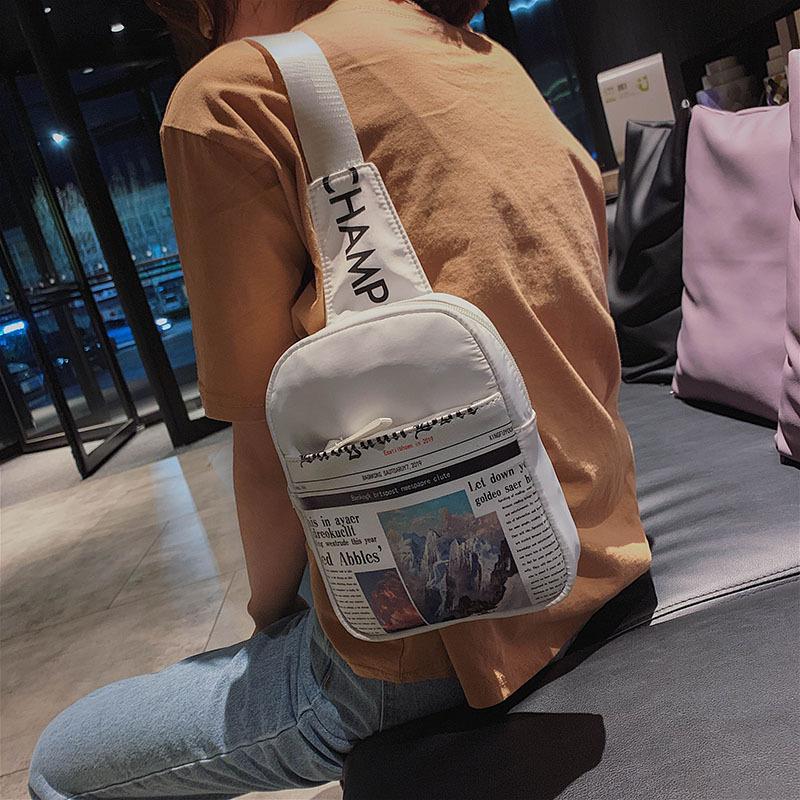 1Ins Exceed Fire Package молодежный сундук пакет мужчины и женщины холст движение досуг рюкзак прилив бренд одно плечо пакет