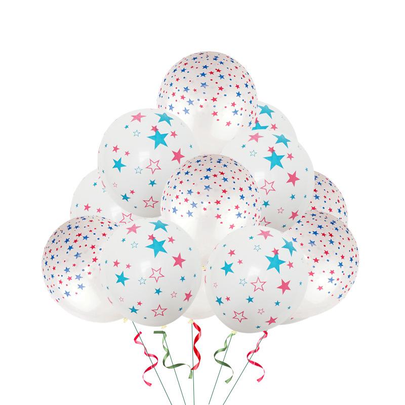 5 Enfants Fête D/'Anniversaire Glowing Light Up DEL Couleurs Pastel les ballons