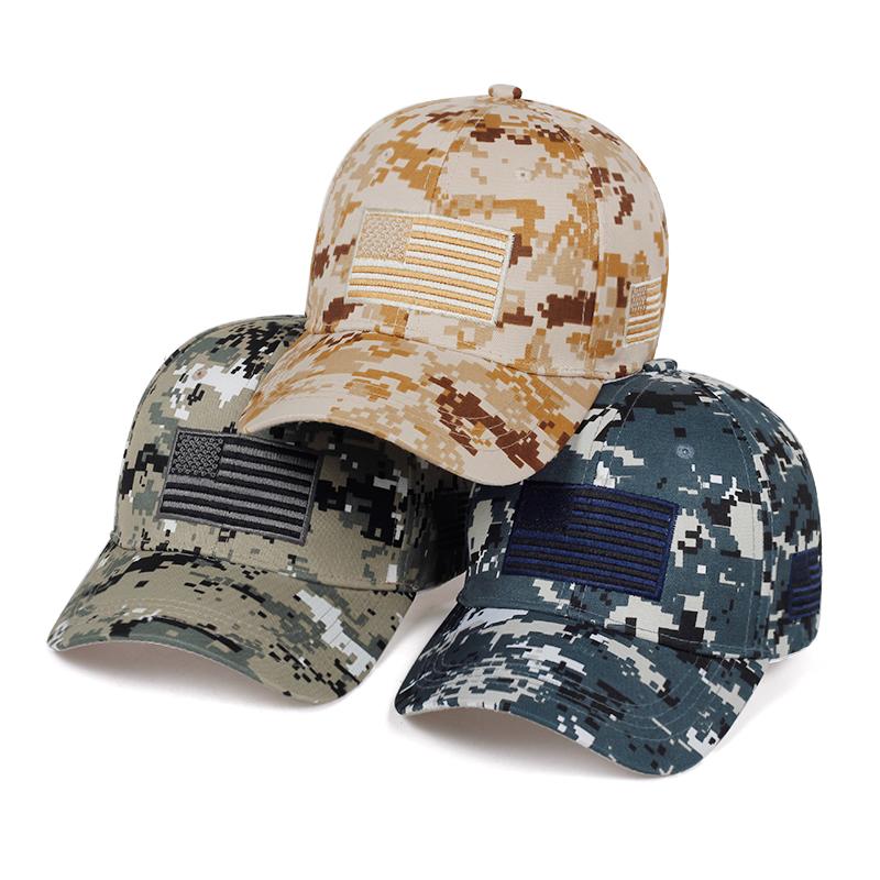 Lace Camouflage Mesh Baseball Cap Summer Outdoor Sport Sun Hat