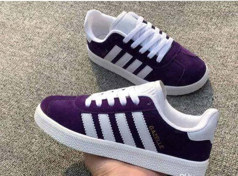 2019 New Sale Chilren Shoes Gazelle Suede Low Cut Casual Flat Shoes Sneakers For Boy and Girls Zapatillas Walking Shoes Trainers 25-37