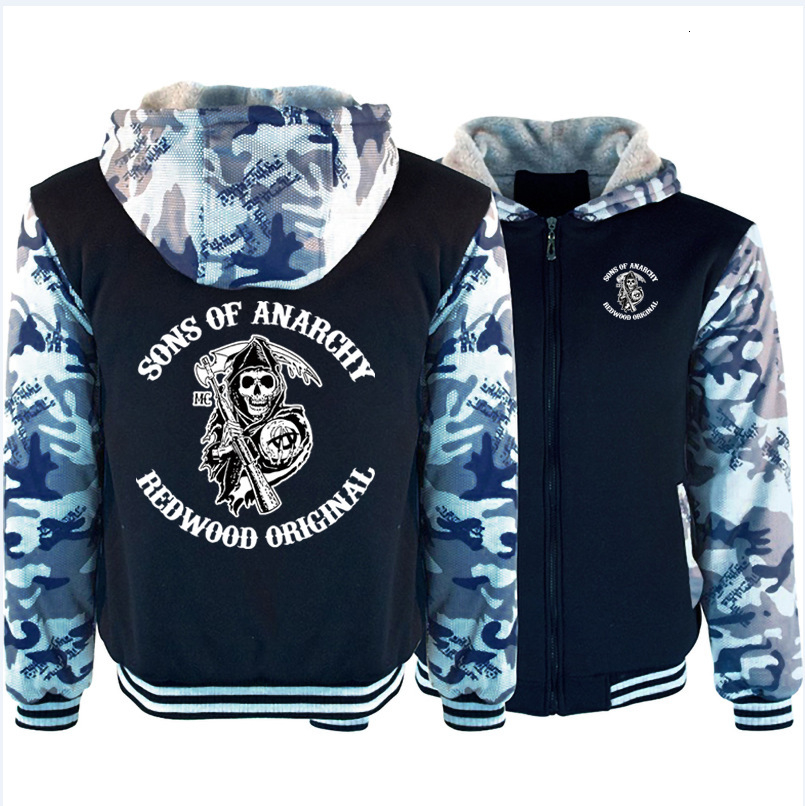 Sons of Anarchy Sons Of Anarchy Jeunesse Samcro Sweat /à capuche