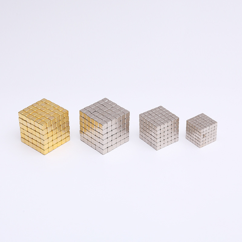 / set Neo Cube mágico Balls 3 milímetros 4 milímetros 5 milímetro Magic Cube puzzle DIY Blocks Magic Toys Magico Cubo Magnetic Props Y200111