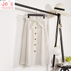 Women-s-Office-Skirt-Sweet-High-Waist-Empire-Skirt-Summer-Loose-Casual-Fashion-Thin-Bow-Knee.jpg_640x640