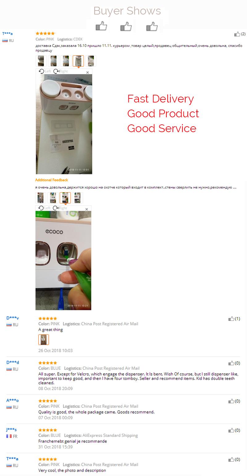 good toothpaste dispenser