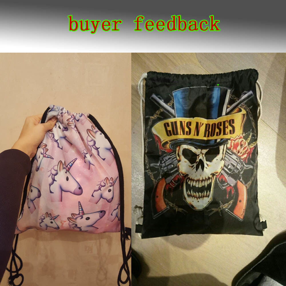 strawstring bag feedback