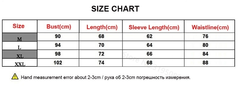 t-shirt men top size chart_
