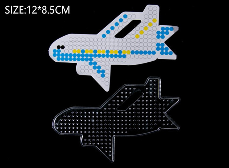 5mm hama beads small template C5