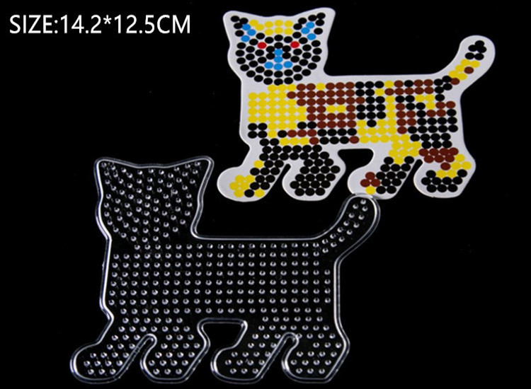 5mm hama beads small template C2
