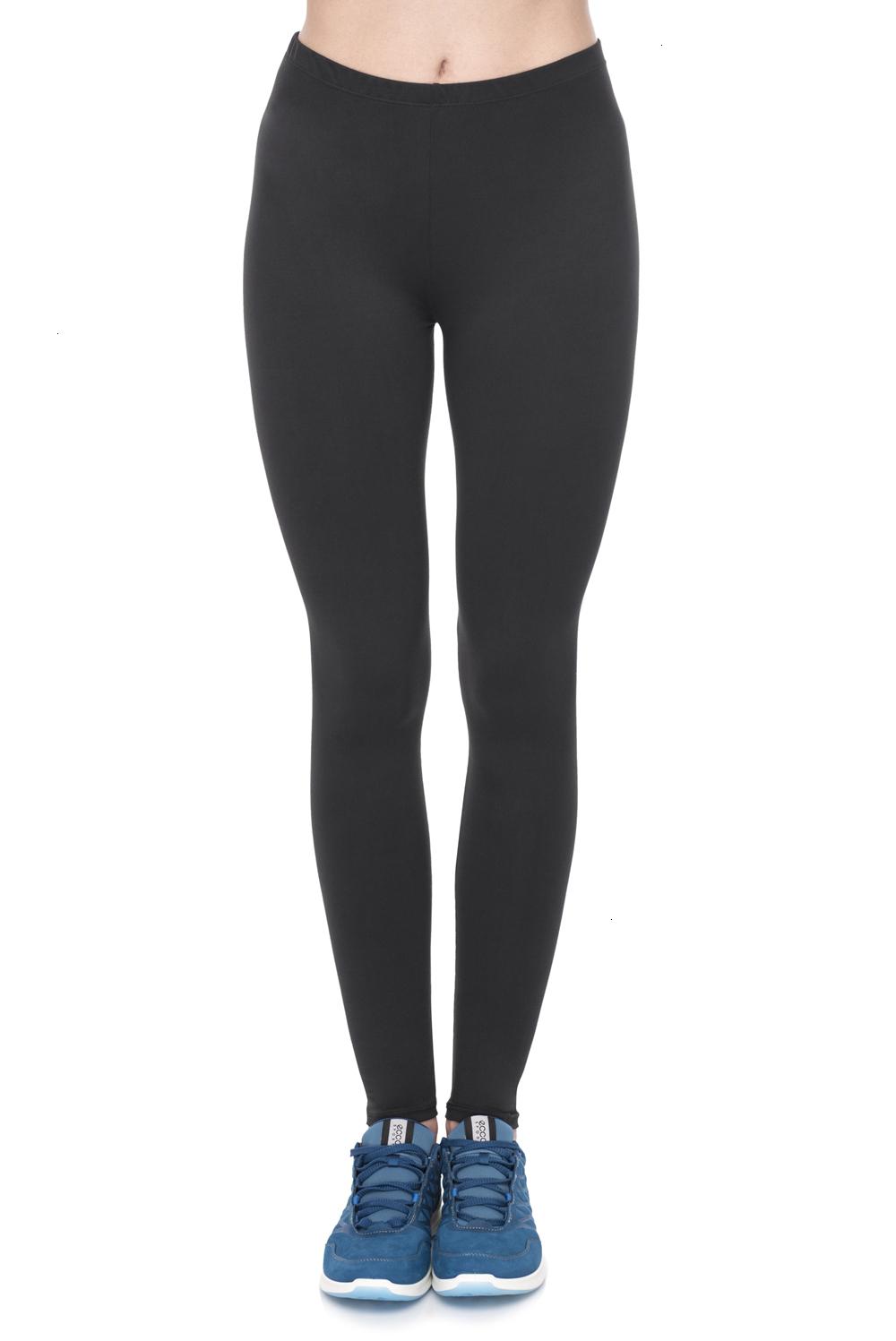 lgb00003 Basic leggings black fashion style (19)
