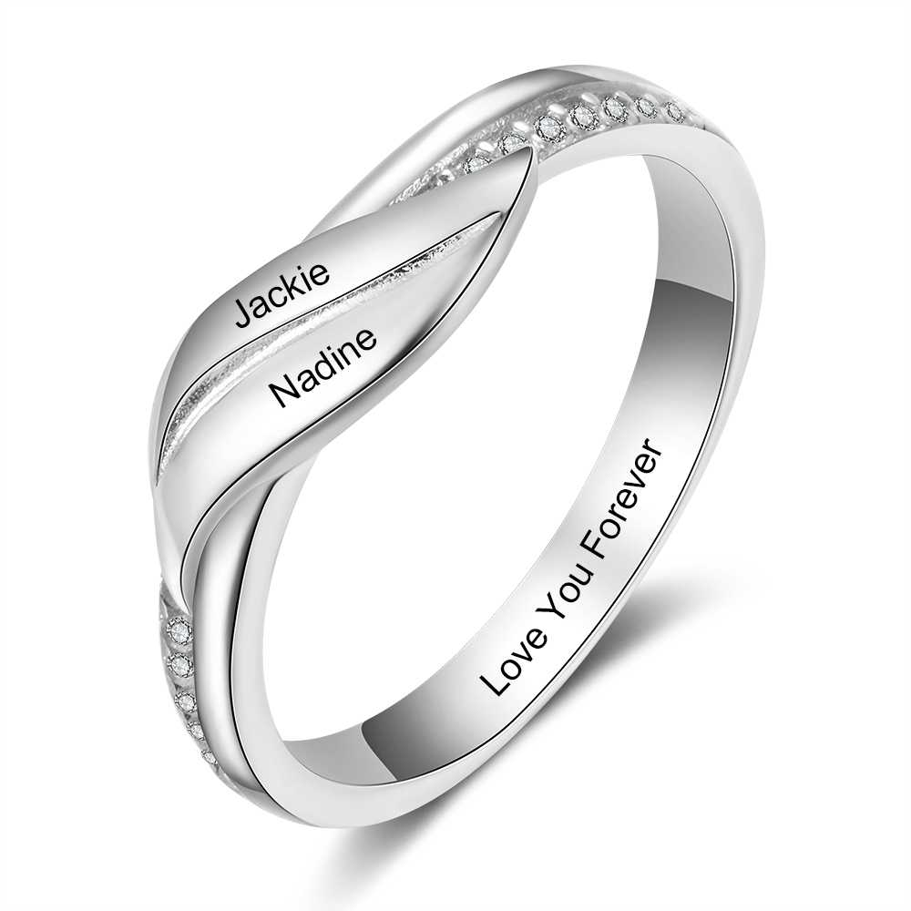 Discount Personalized Rings Names Personalized Rings Names 2020