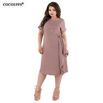 COCOEPPS-Big-Size-Women-Summer-Dress-Autumn-Large-Size-women-bandage-dresses-Party-Elegant-vestidos-Casual (1)