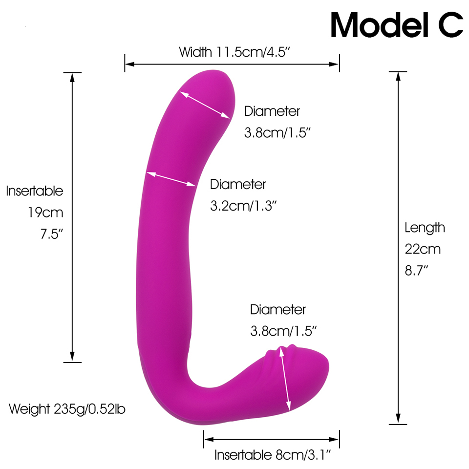 double ended dildo