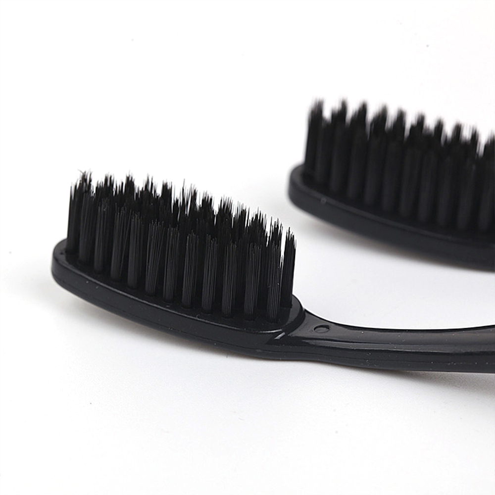 Eco-friend Toothbrush Soft Bamboo Charcoal Adult Clean Care Gums Fine Hair Home Unisex Family Pack Brosse A Dent C18112601