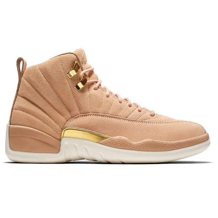 Fashion New 12 New 12s Glass of 2003 Winterized OVO White Gym Red Dark Grey Basketball Shoes Men Women Taxi Blue Suede Flu Game CNY Sneakers