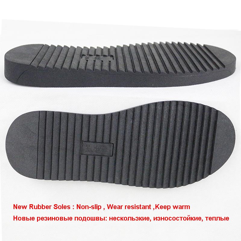 2019 Art und Weise hochwertiger Frauen-Schnee echten Schaffell-Leder-Frauen-Stiefel 100% natürlicher Pelz-warme Wolle Winterstiefel Schuhe LY191224