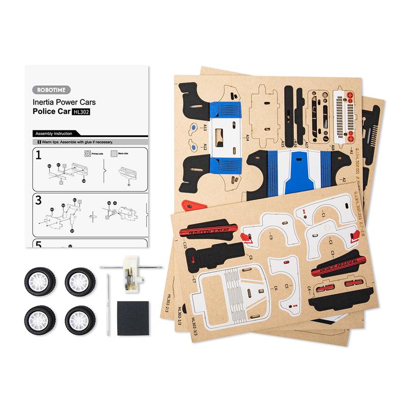 Compre Robotime 4 Tipos Móviles DIY 3D Madera Inercia Potencia Coche Modelo  Kits De Construcción Montaje Juguete Regalo Para Niños Adultos HL Y200413 A  18,02 € Del Shanye07 | DHgate.Com