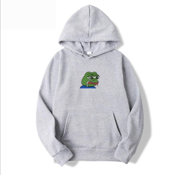 American Sad Frog Pepe Mens Regular Sleeveless No Pocket Afety Vest