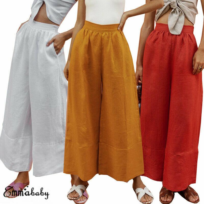 Pantalones Mujer De Las Senoras Ocasionales Llano Holgados Aladdin Larga Plisada Haren Pantalones Pantalones Ropa Calzado Y Complementos Aniversarioqroo Cozumel Gob Mx