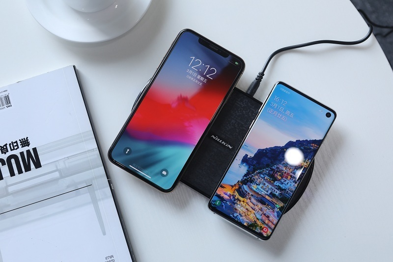 Dual 2 in 1 Wireless Charger