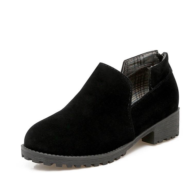 Hot2019 Single Deep Shoe La plupart des chaussures d'automne pour femmes de 40 à 46 ans pour de nombreuses années de vie T3