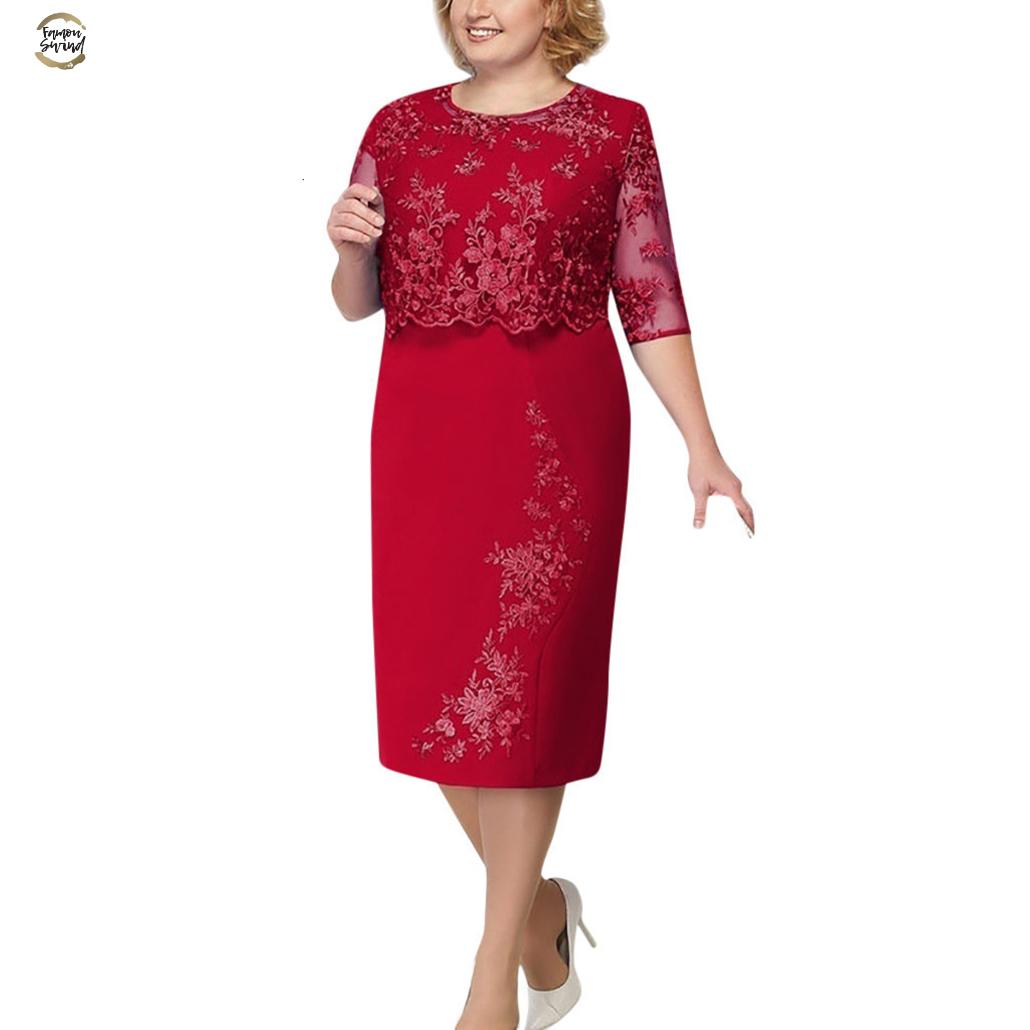 Womens Dress Vestido De Festa Ladies Long Sleeve Slim Fit Midi Work OL Shirt Evening Party Plus Size Dresses