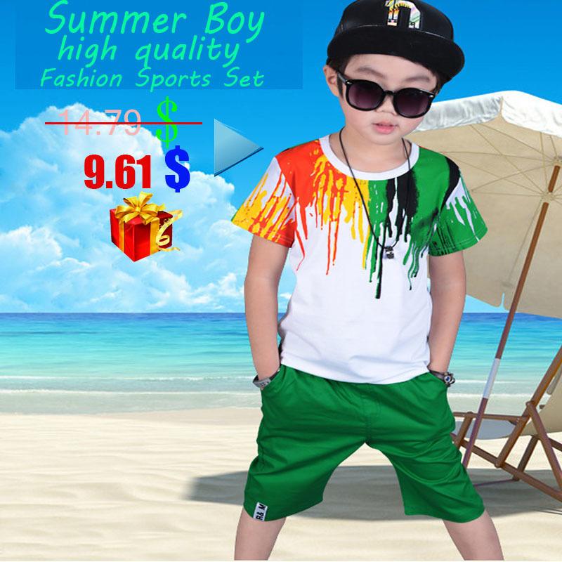 Boy sports suit (2)