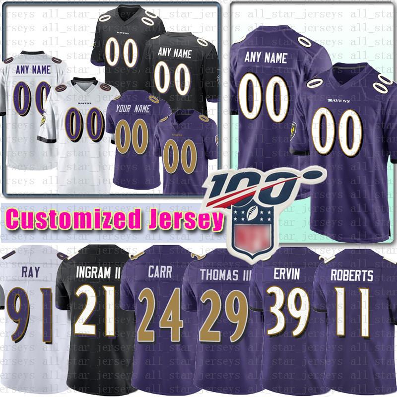 cheap custom ravens jerseys