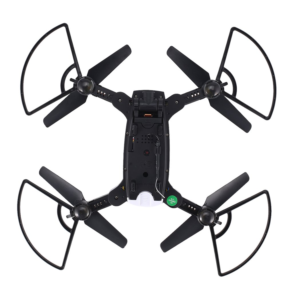 RC Drone 2MP Camera Wifi FPV Quadcopter Headless Mode Flow Positioning Altitude Hold Drone Profissional