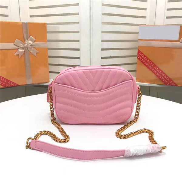 Global classic luxury matching leather handbag best quality handbag 53682 size 21 cm 14 cm 5 cm