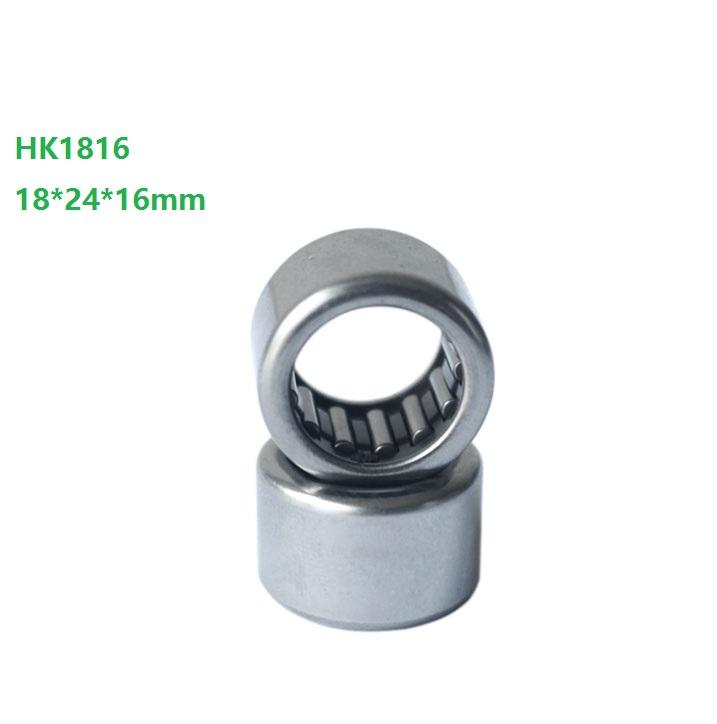 10Pcs HK162216 HK1616 Double Way Needle Bearing 16mm x 22mm x 16mm
