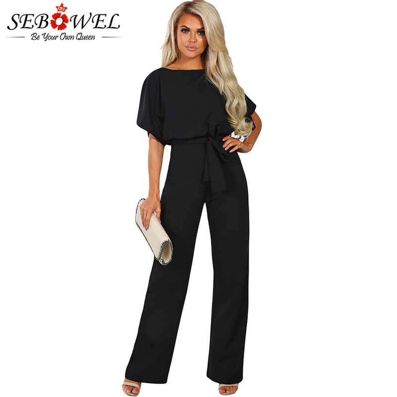 Black-Oh-So-Glam-Belted-Wide-Leg-Jumpsuit-LC64520-2-3