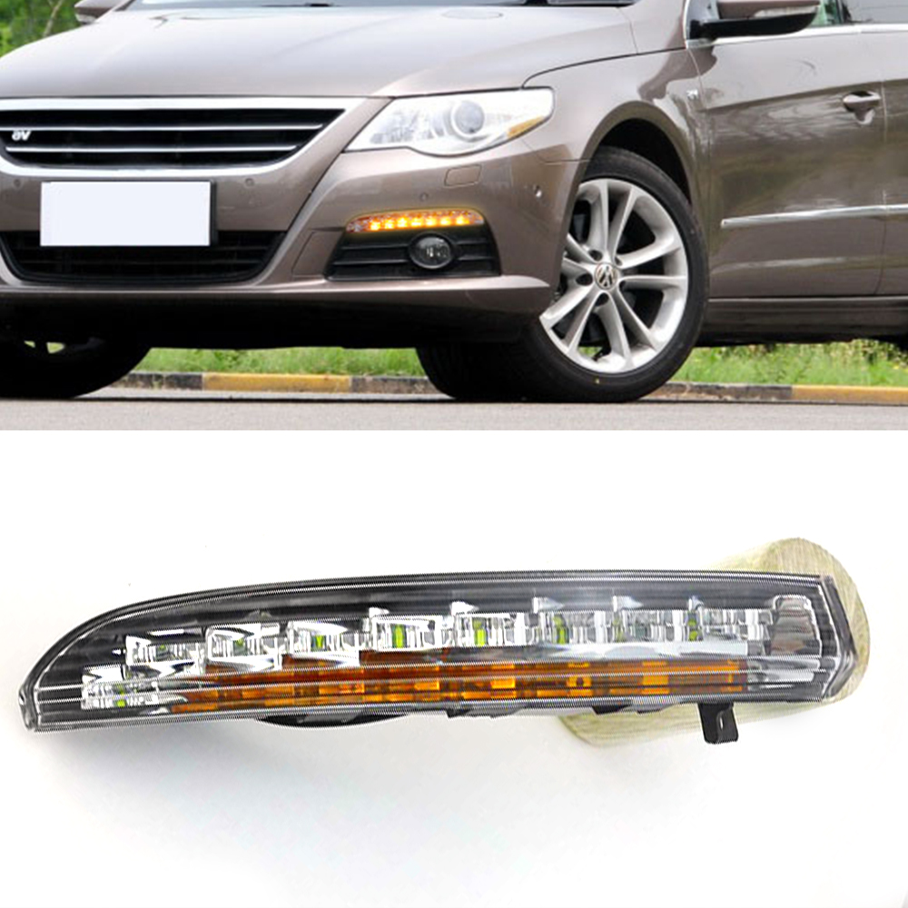 VW Passat 365 Blue LED /'Trade/' Wide Angle Side Light Beam Bulbs Pair Upgrade