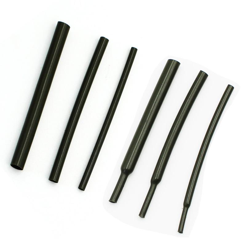 127 PZ calore TERMORESTRINGENTI tubo tuta manica crimpare Wire Wrap