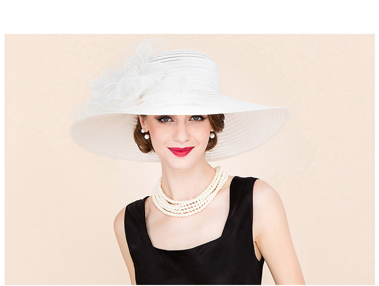 1 elegant hats for women