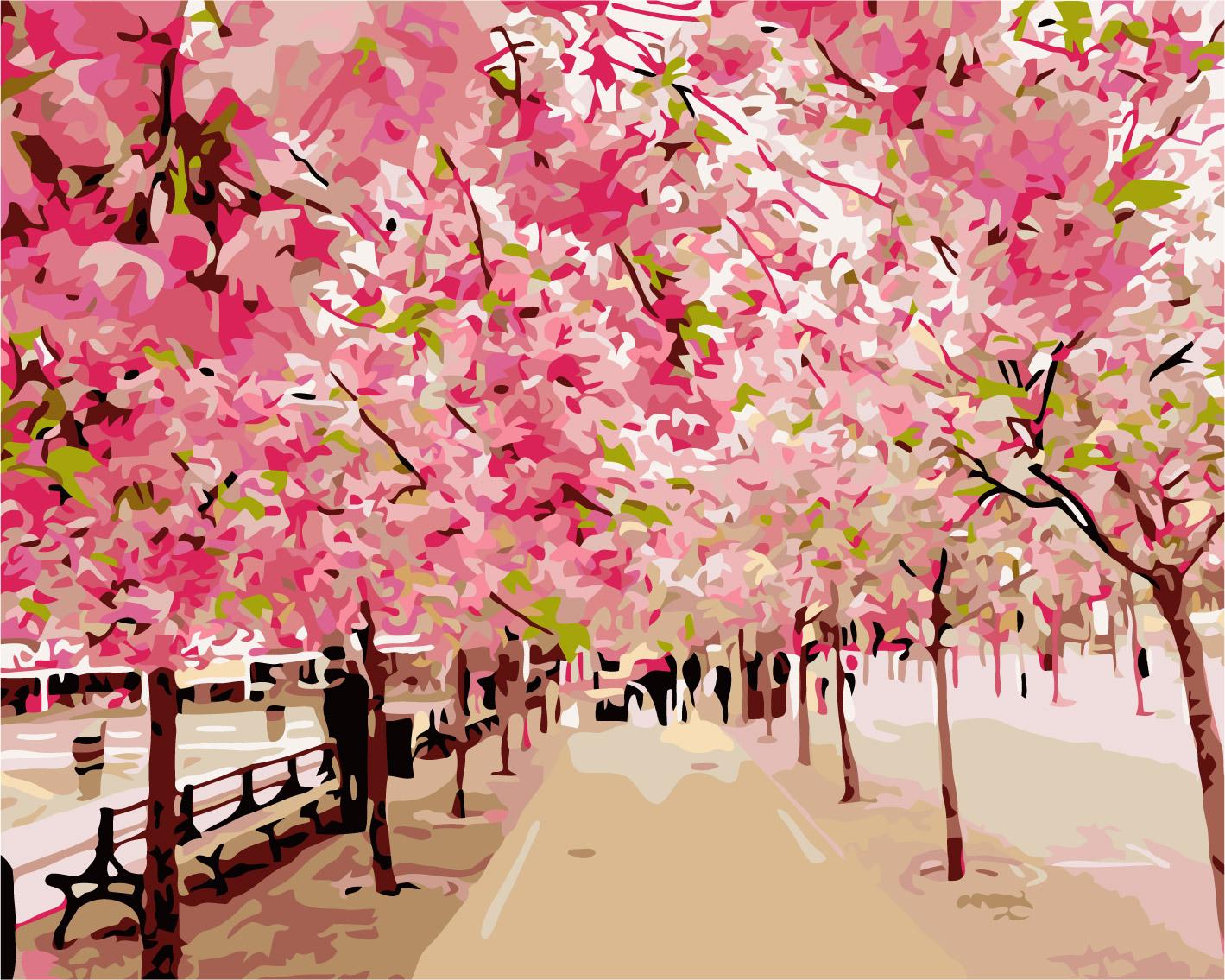 T Shirts Japanese Sakura Cherry Tree Branches Framework Asian Spring Nature Deco