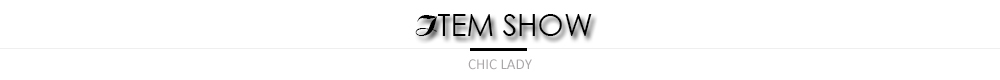 ITEM SHOW