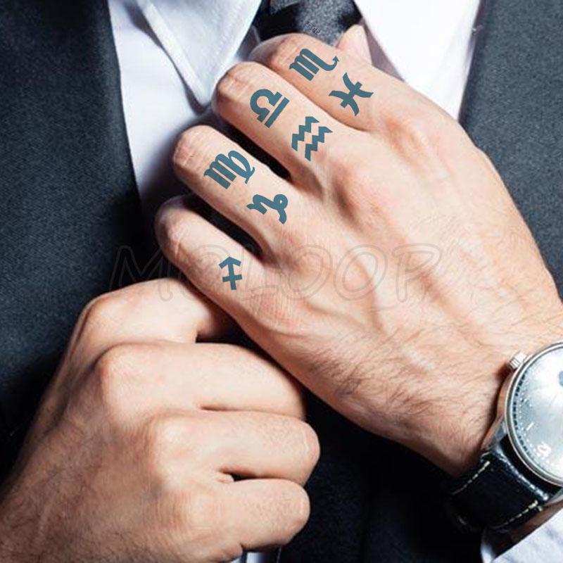 Promotion Fake Letter Tattoos Vente Fake Letter Tattoos 2020 Sur Fr Dhgate Com