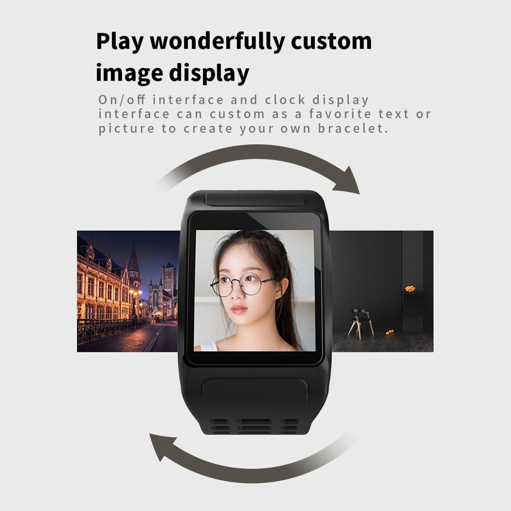 Z01 Smart Wristband 1.3 Inch Color Screen Women Bracelet Sports Watches Blood Pressure Heart Rate Monitor Clock Smart Watches