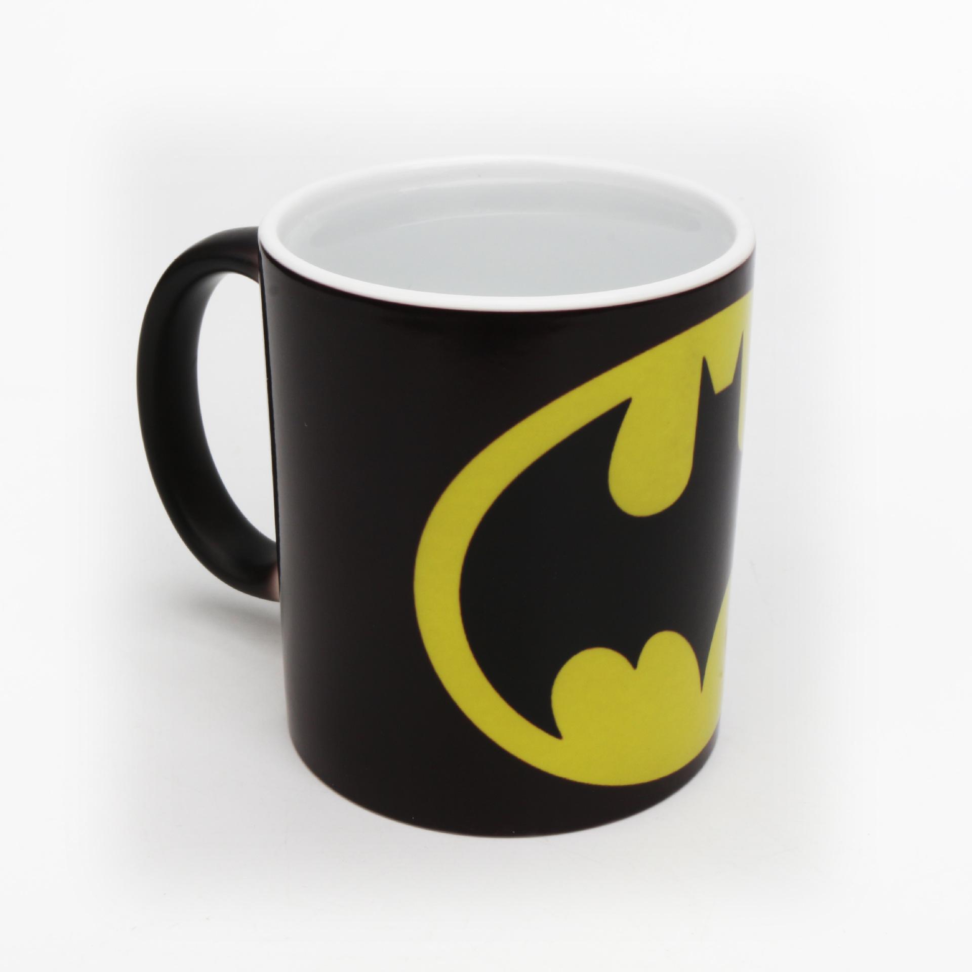 DC Comics Batman Action Super Héros Marvel Mug Tasse Cadeau Nouveauté Idée Cadeau