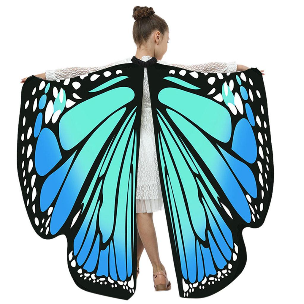 Bufanda ni/ño,Fletion Bufanda de los ni/ños de mariposa,bufanda para ni/ños
