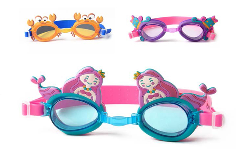 Super Cute Chirlren Swimming Goggles