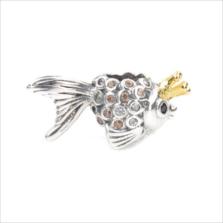charms pandora poisson