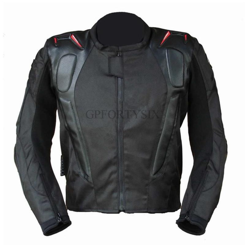 Moto GP Alpine Motorcycle Protecitve Jackets Men Windproof Motocross Off-Road Street Racing Jacket with Hump Autumn Winter