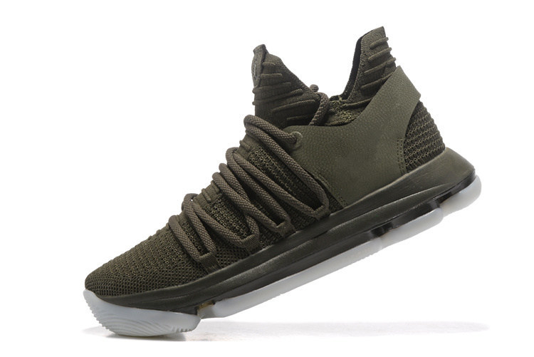 KD10 Basketball shoes black white red blue grey Chrome Igloo Olive oreo university red PE BETRUE Anniversary men sneakers size US7-12